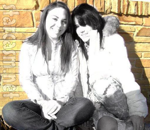 Photo of Kaylin Zorich and Jenelle Evans from Teen Mom 2 when they were friends