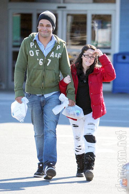 Teen Mom 2 Jenelle Evans and boyfriend Kieffer Delp