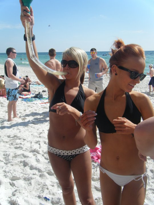 Teen Mom Maci Bookout bikini picture on Spring Break 8 of 13