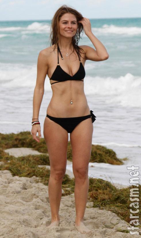 Maria Menounos bikini photo