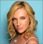 Toni Collette is pregnant