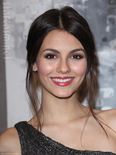 The Queen of Nickelodeon Victoria Justice