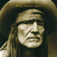 Willie Nelson 'Spirit' Cover Art