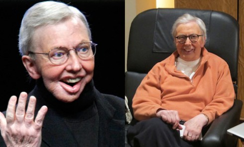 Roger Ebert has struggled with complications from jaw cancer for the past