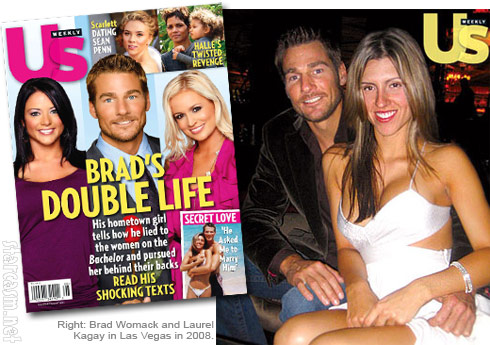 who is brad womack dating Brad womack is one lucky former the bachelor contender i mean, back in 2007 he dumped both of his final two ladies in a shocking twist, deciding that sometimes.