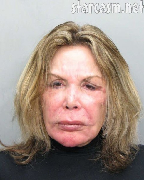 Real Housewives of Miami Elsa Patton front mug shot
