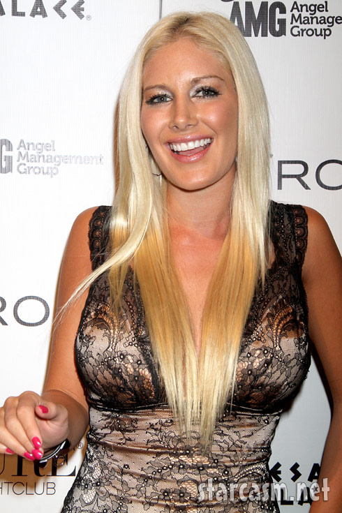 Heidi Montag Real Housewives of Beverly Hills