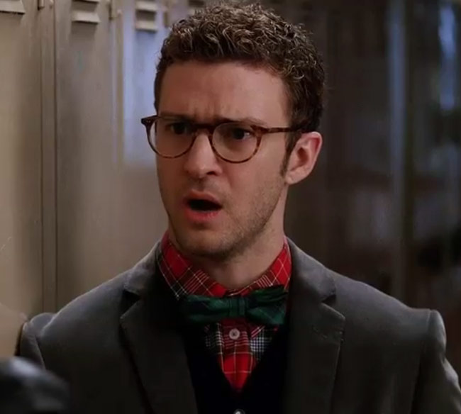 Justin Timberlake from Bad Teacher &#039;red band&#039; trailer