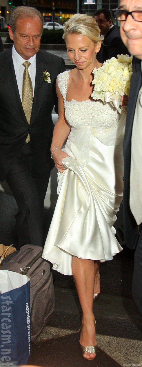 Kayte Walsh wedding dress photo