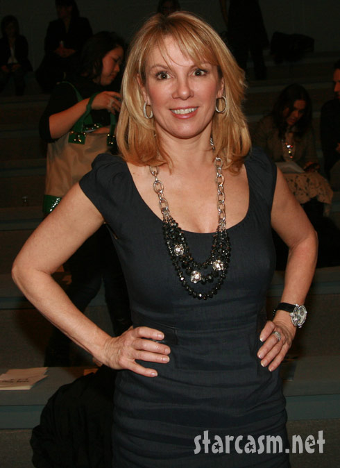 RHoNY Ramona Singer New York Fashion Week 2011