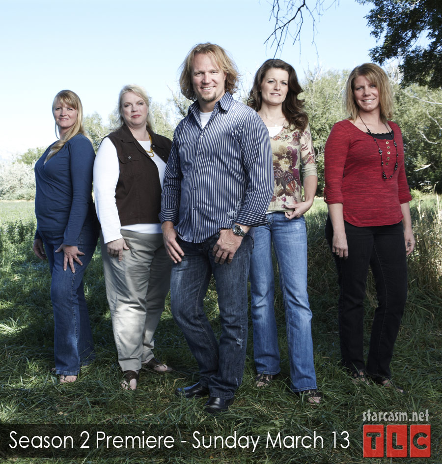 Kody Brown and his Sister Wives will return for a second season on TLC