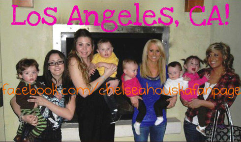 UPDATE - Here is a photo of all the girls and all the babies posted to