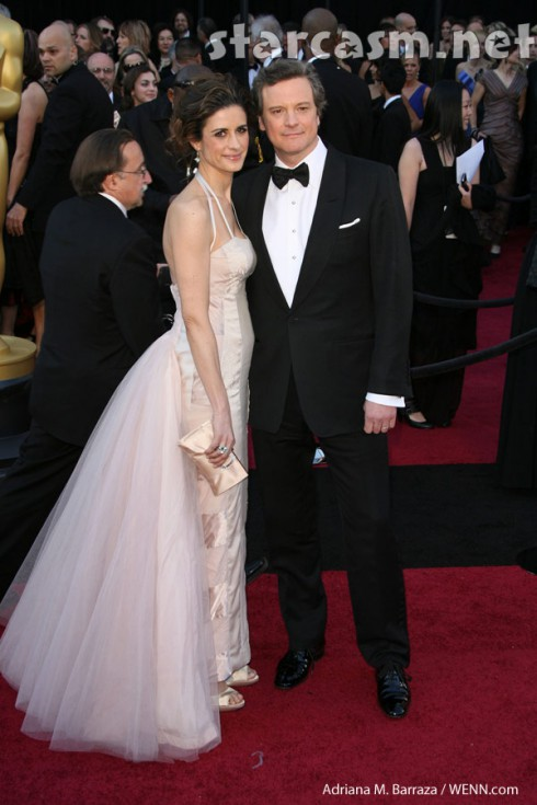 Colin Firth Married - ...