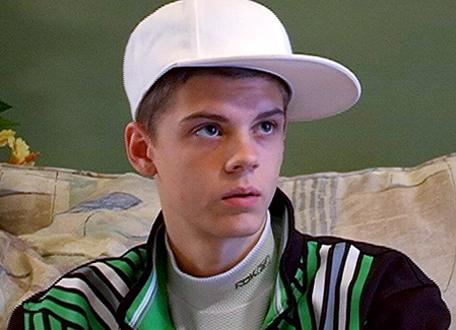 Teen Mom Tyler Baltierra's hat. 4. Tyler Baltierra's over-sized ultra-white ...