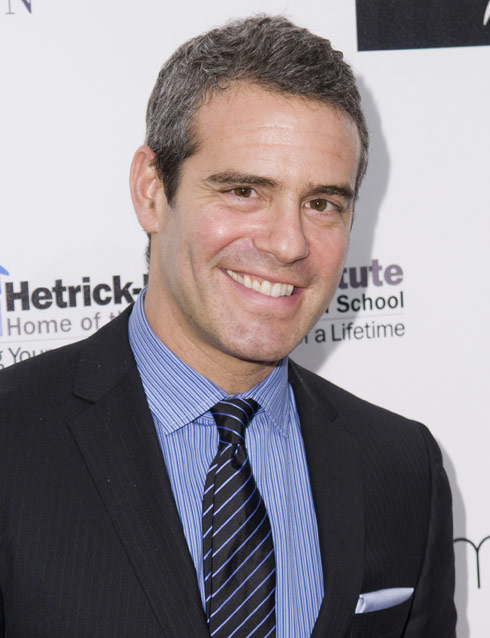 Watch What Happens Live host Andy Cohen