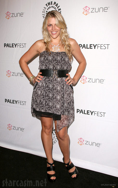 Busy Philipps at the Paleyfest 2011 Freaks and Geeks Reunion