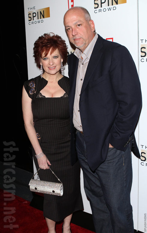 Caroline Manzo with husband Albert Manzo from Real Housewives of New Jersey