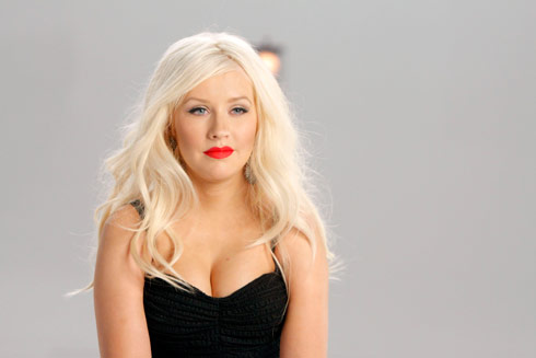 Christina Aguilera wallpaper photo from The Voice