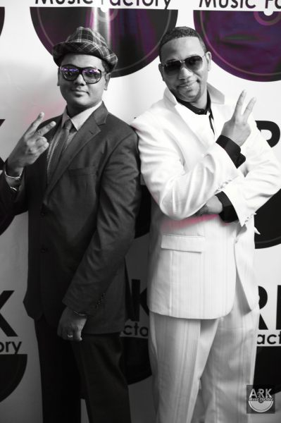 Ark Music Factory producers Clarence Jey and Patrice Wilson