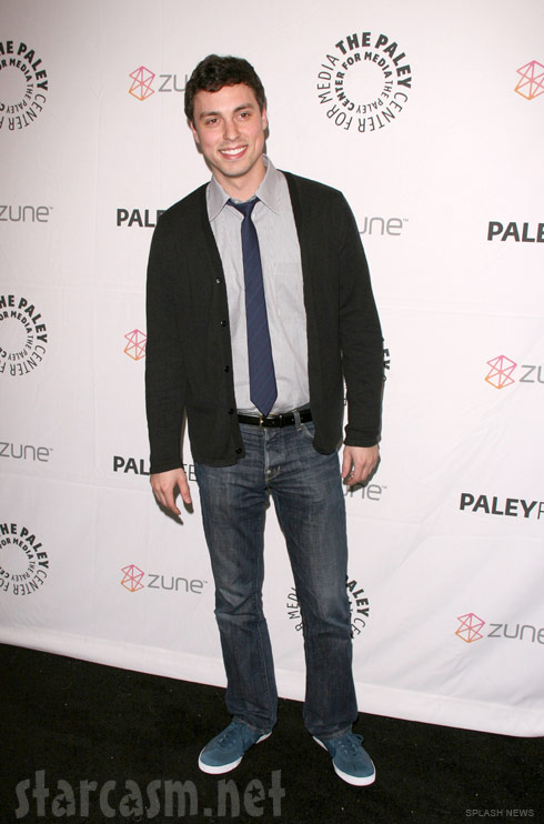 John Francis Daley at the Freaks and Geeks Reunion during Paleyfest 2011