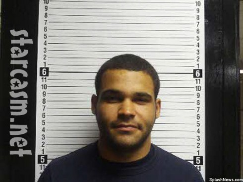 Teen Mom 2 bad boy Kieffer Delp mug shot for cocaine possession