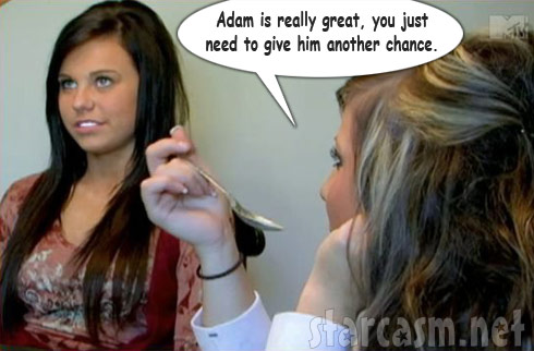 Teen Mom 2's Chelsea Houska and her roommate Megan Nelson