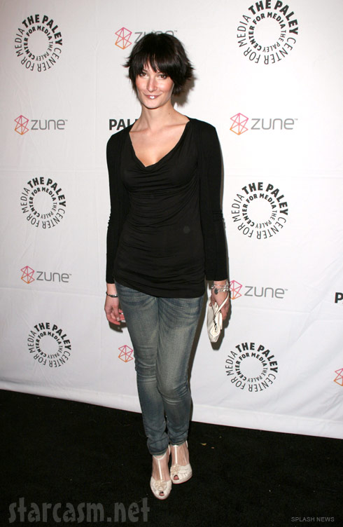 Natasha Melnick at the Paleyfest 2011 Freaks and Geeks Reunion