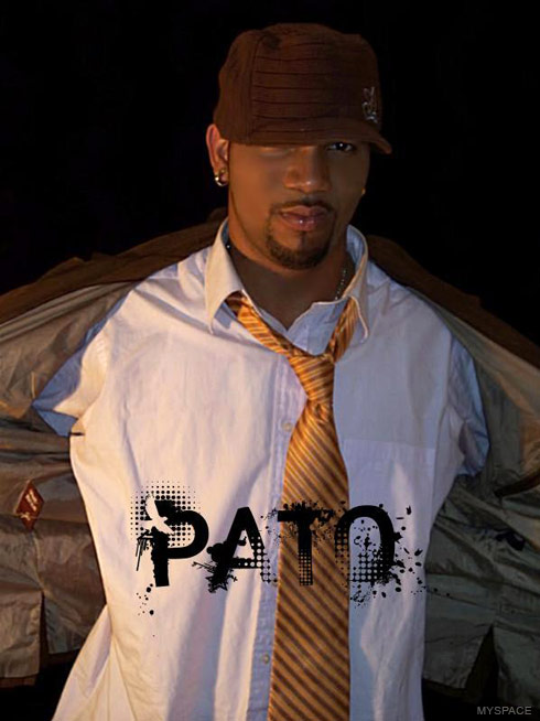 Ark Music Factory producer Patrice Wilson when he went by the name Pato