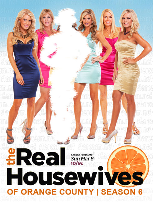 Real Housewives of Orange County minus Fernanda Rocha