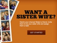 Sister Wives Facebook app graphic