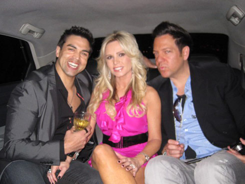 Eddie Judge is the new boyfriend of Real Hosuewives of Orange County's Tamra Barney