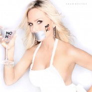 Real Housewives of Orange County&#039;s Tamra Barney poses for the NO H8 campaign