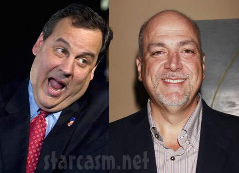 NJ Governor Chris Christie suspended RHONJ Caroline Manzo's husband Albert Manzo