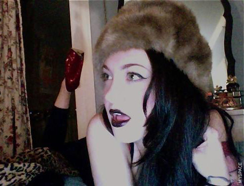 Alaina Beaton of Porcelain and the Tramps and later Porcelain Black