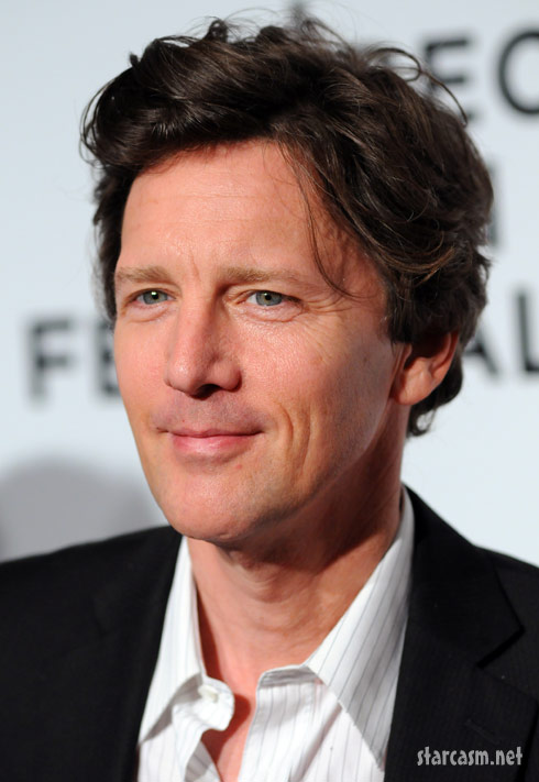 "Andrew McCarthy at the premiere of ""The Union"" for the Tribeca Film"