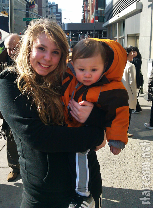 Teen Mom 2 Kailyn Lowry and her son Isaac photo