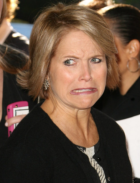Katie Couric leaves CBS news