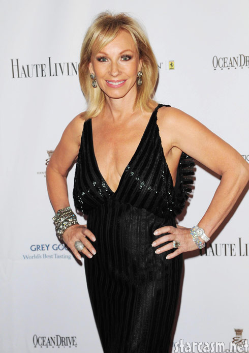 Miami Housewife Lea Black hosts the Black's Annual Gala 2011
