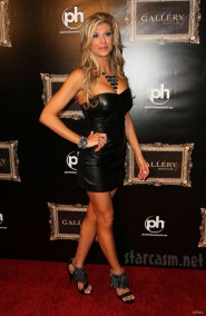 Alexis Bellino looks stunning at Gallery Nightclub Grand Opening April 15 2011