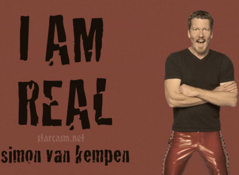 Simon van Kempen I Am Real single artwork