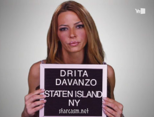 Drita D'Avanzo's husband Lee Avanzo is in jail for bank robbery; has