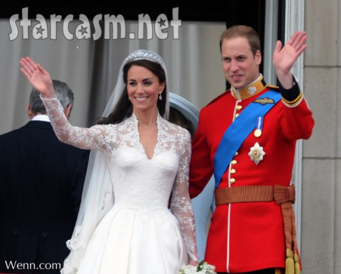 Princess Kate's wedding gown Sarah Burton