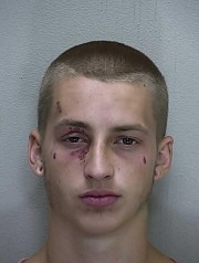 Mugshot of alleged Seath Tyler Jackson killer Michael Bargo