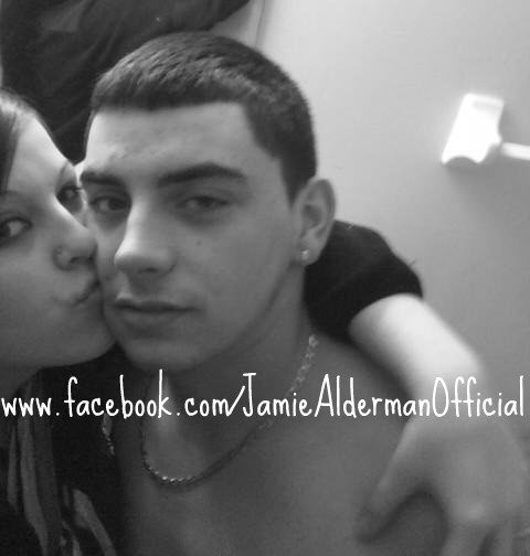 Danielle Cunningham's boyfriend Jamie Alderman from 16 and Pregnant