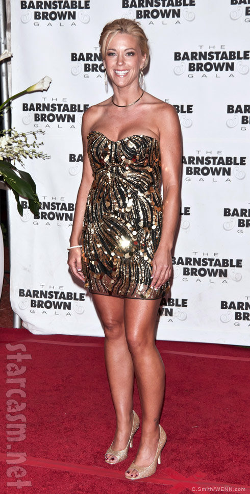 Kate Gosselin at the 2011 Barnstable-Brown Gala in Louisville