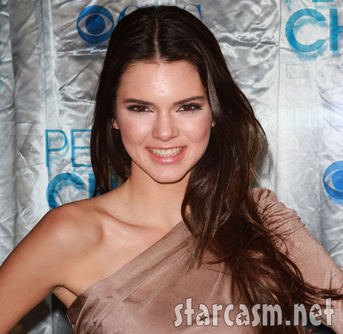 Kendall Jenner is on birth control at age 15