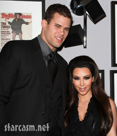 Kim Kardashian is engaged to baller Kris Humphries