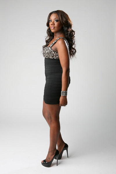 Promo photo of new Basketball Wives cast member Meeka Claxton