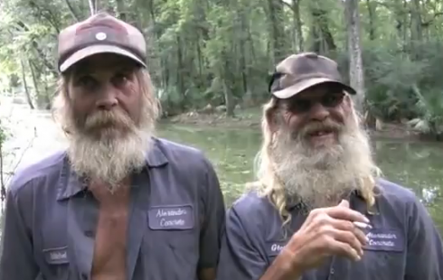 Swamp People's Guist Brothers bios: Guists just wanna have fun