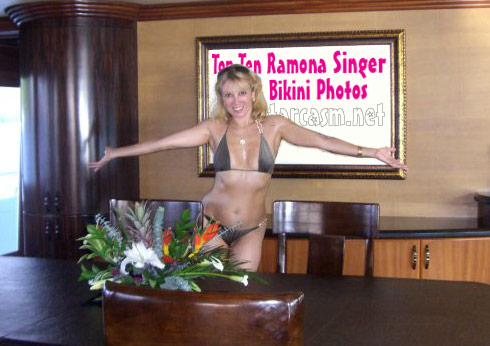 Ramona Singer Top 10 bikini photos